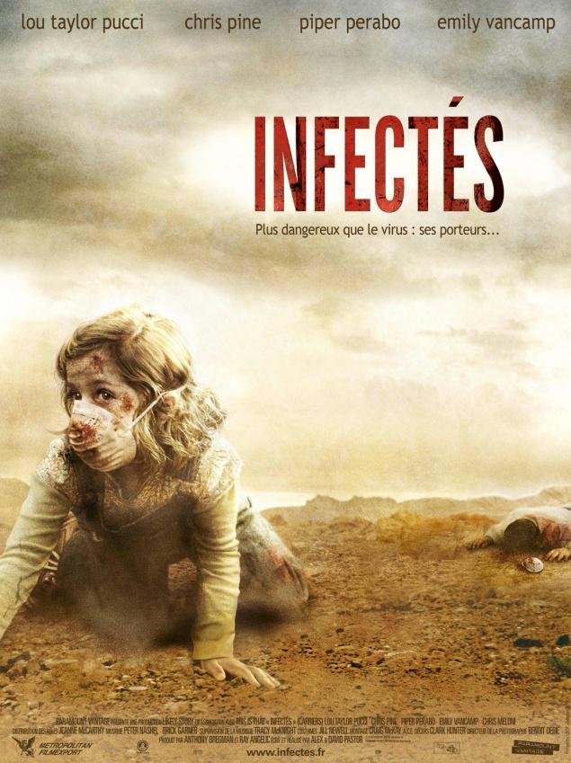 Infectés (2009) - Affiche
