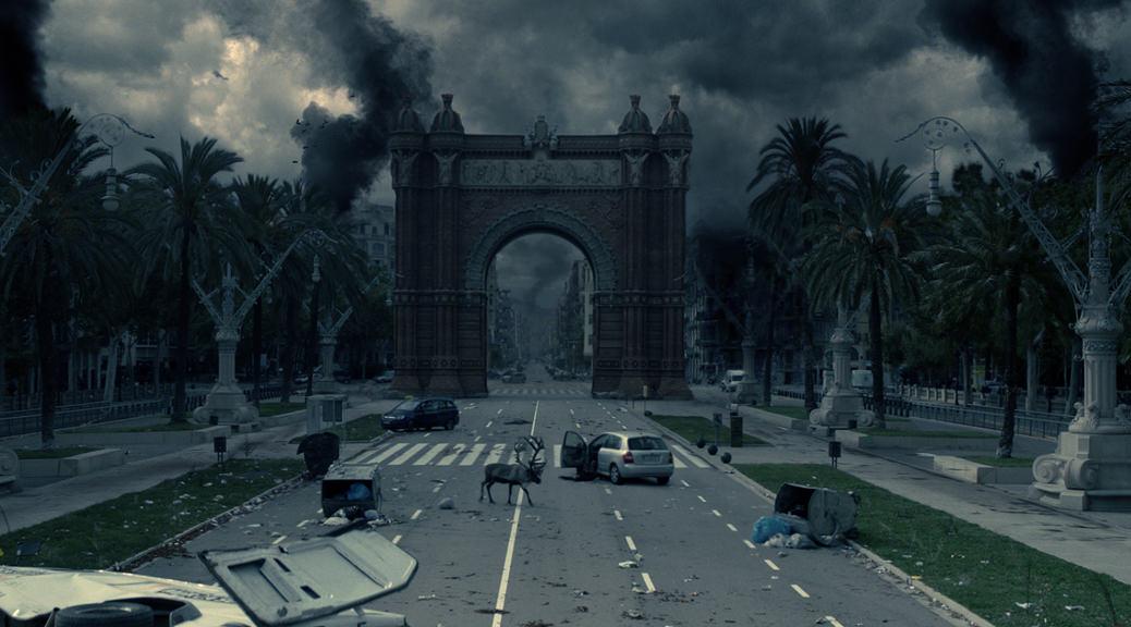 Les Derniers jours (2013) - Image une critique