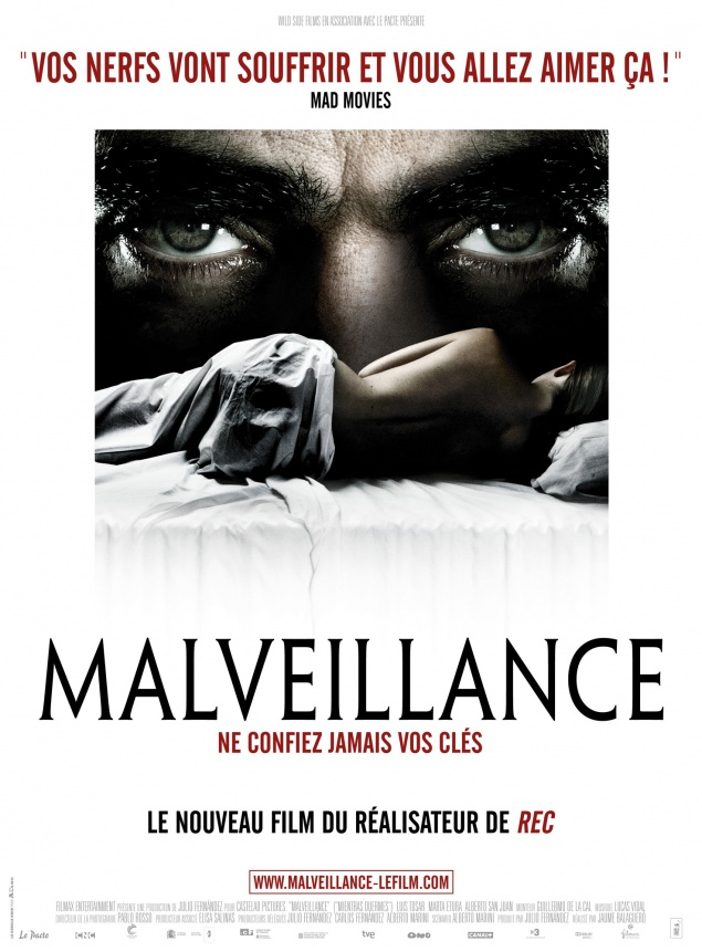 Malveillance (2011) - Affiche