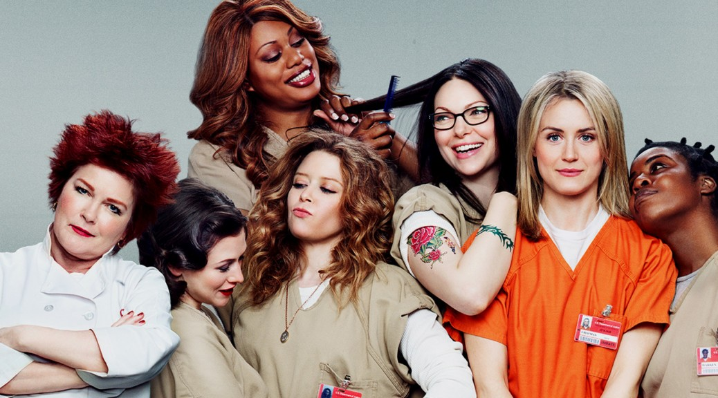 Orange is the new black - Affiche