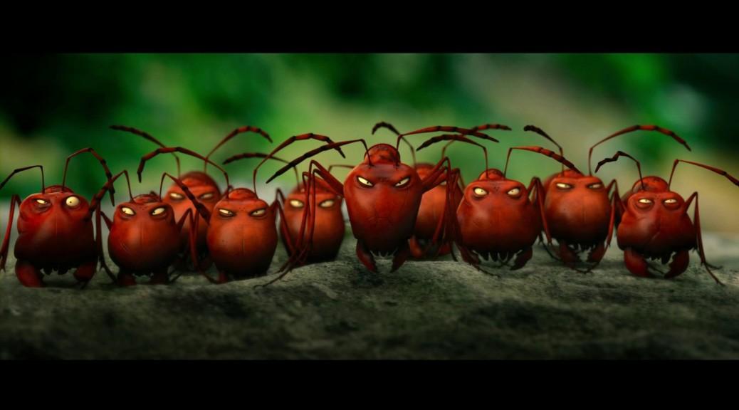 Minuscule - La vallée des fourmis perdues - Affiche