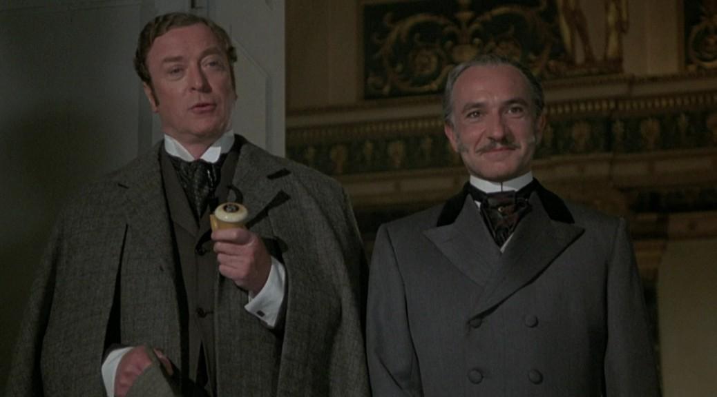 Elementaire mon cher... Lock Holmes