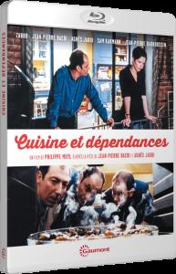 Cuisine et dépendances - Blu-ray