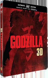 Godzilla 2014 (Blu-ray)