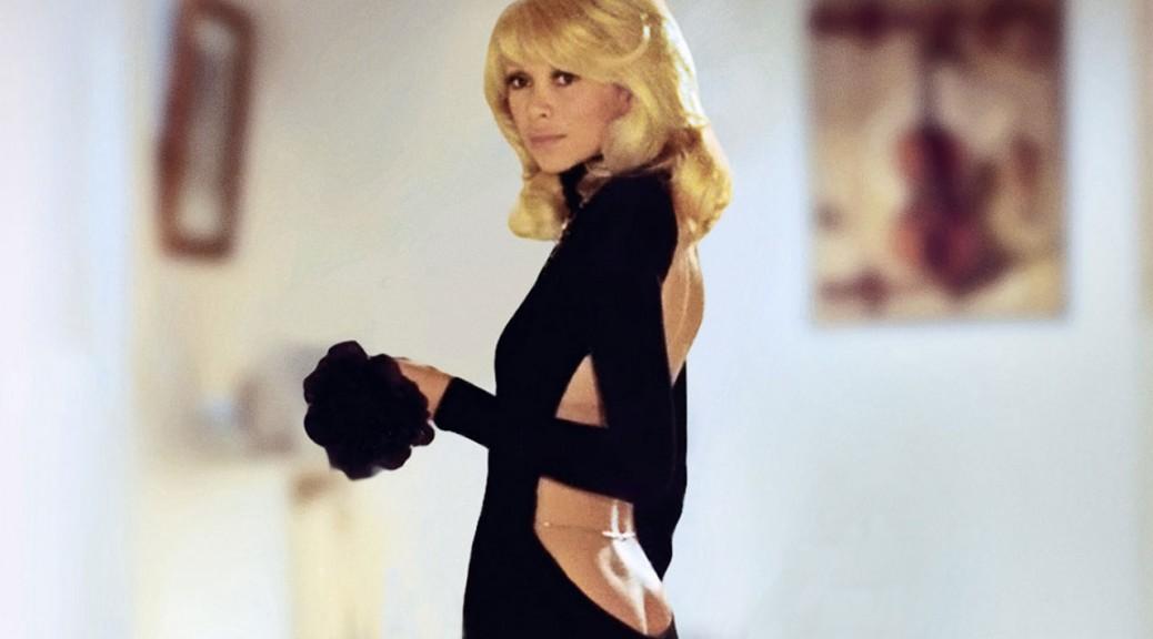 Le Grand blond avec une chaussure noire - Mireille Darc - Affiche