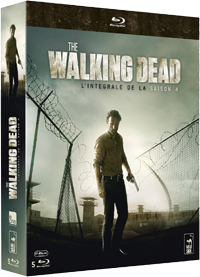 The Walking dead - Saison 4 (Blu-ray)