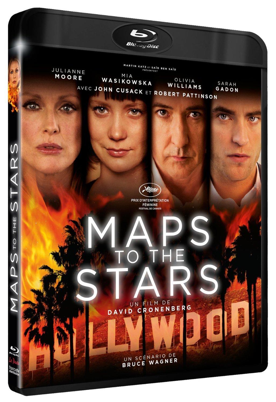Maps to the stars - Blu-ray