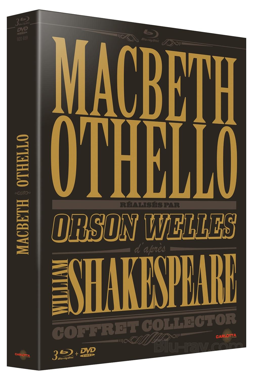 Coffret Welles - MacBeth & Othello
