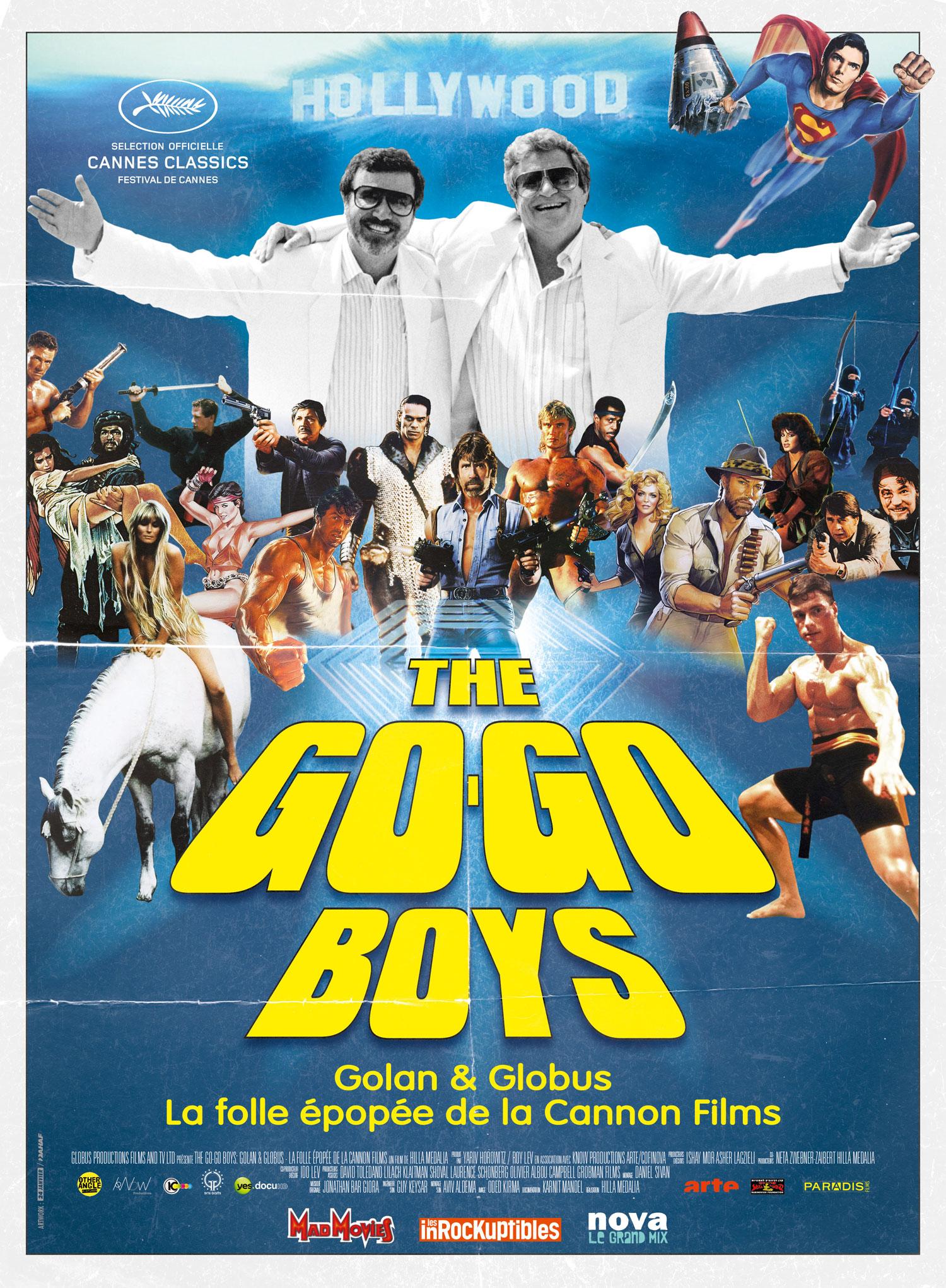 GoGoBoys-Affiche