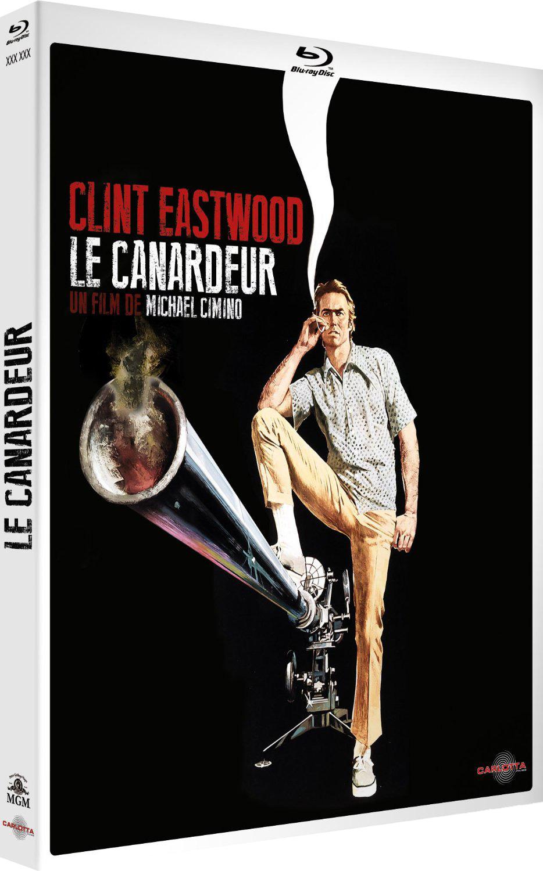 Le Canardeur Blu-ray