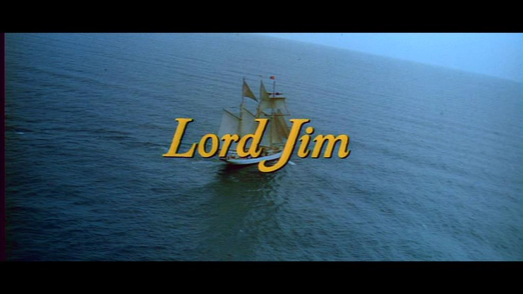 Lord Jim - Capture DVD WS-1