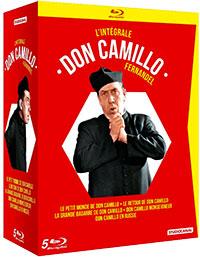 Don Camillo - L'intégrale - Blu-ray