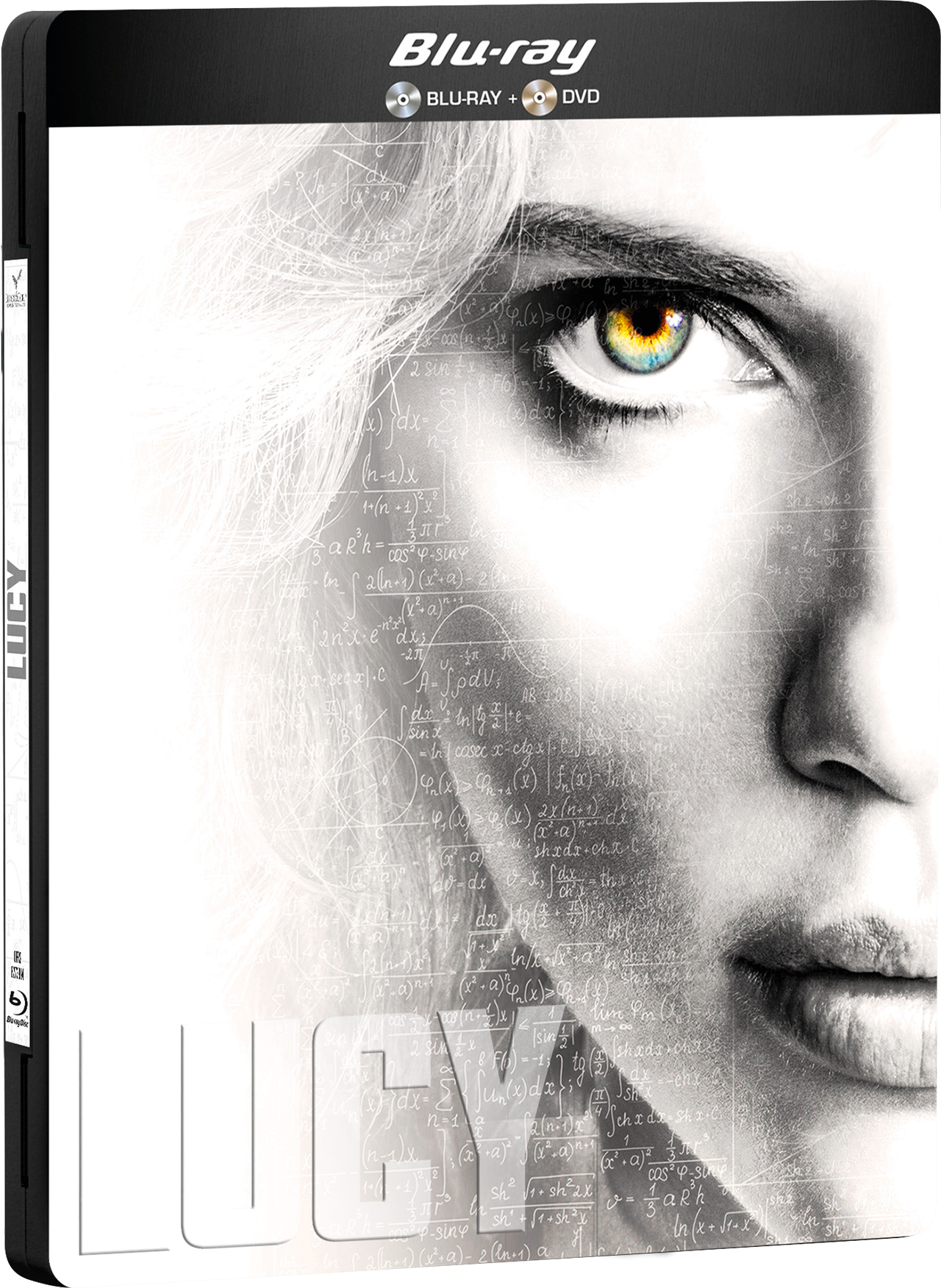 Lucy de Luc Besson - Blu-ray Collector