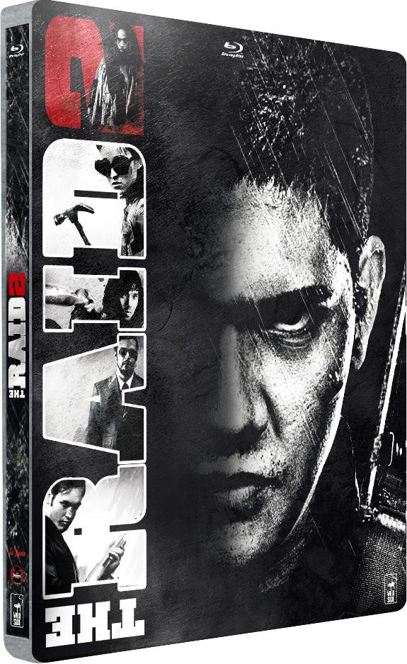 The Raid 2 - Blu-ray