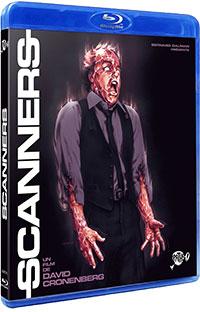 Scanners - Blu-ray