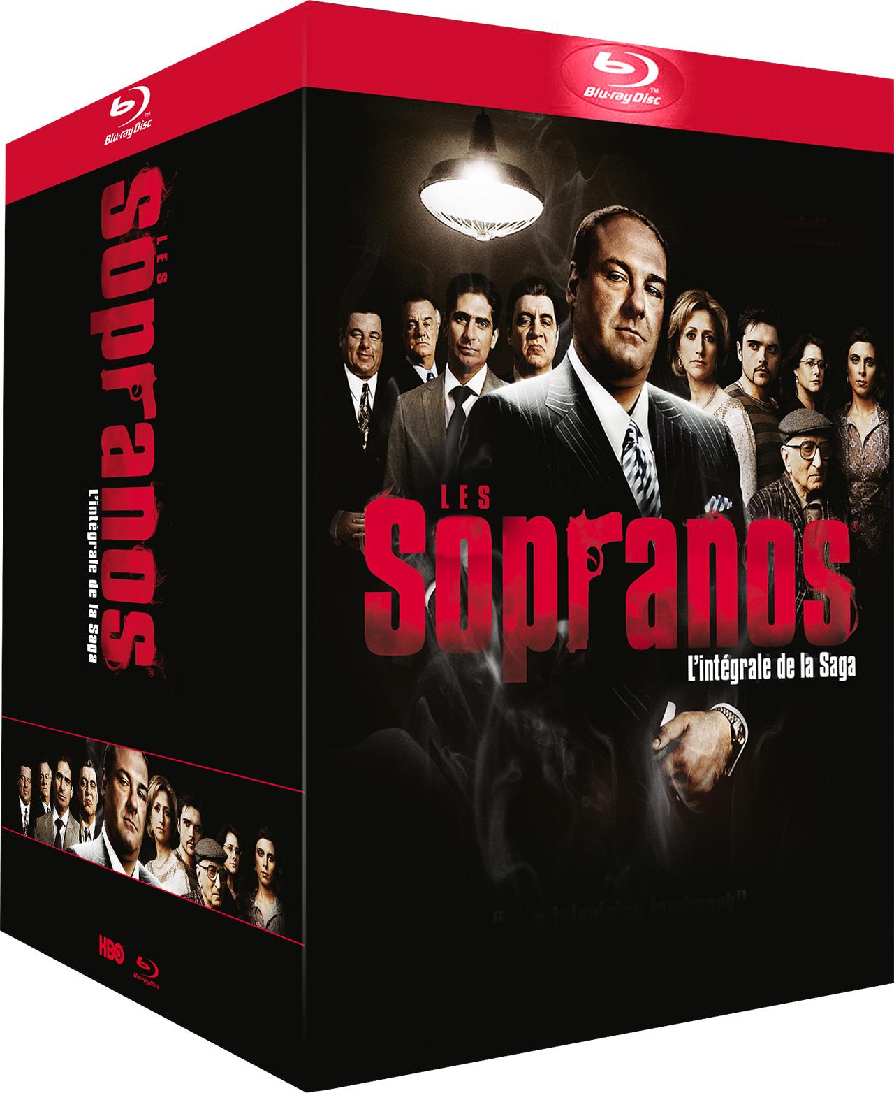 Les Soprano - Intégrale Blu-ray