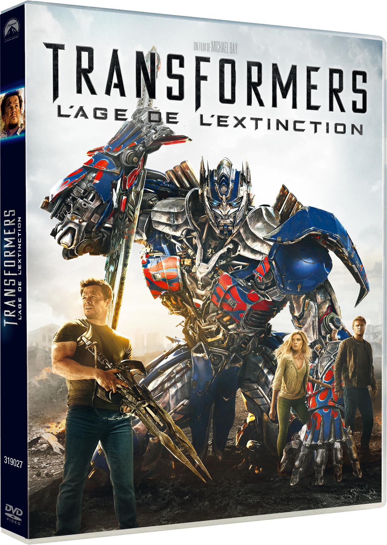 Transformers : L'Âge de l'extinction - DVD