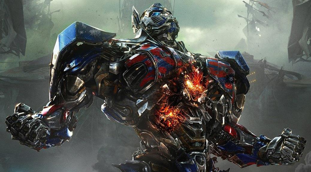 Transformers : L'Âge de l'extinction - Affiche