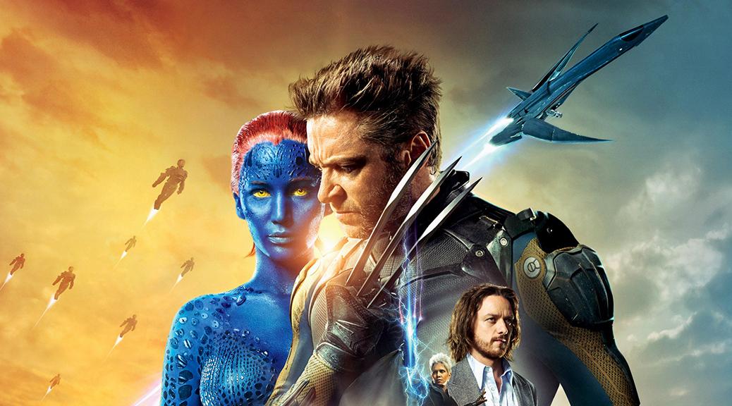 X-Men days of future past - Affiche