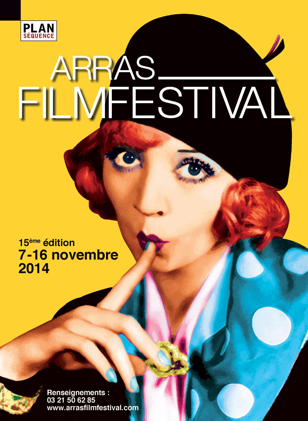 Affiche festival Arras 2014