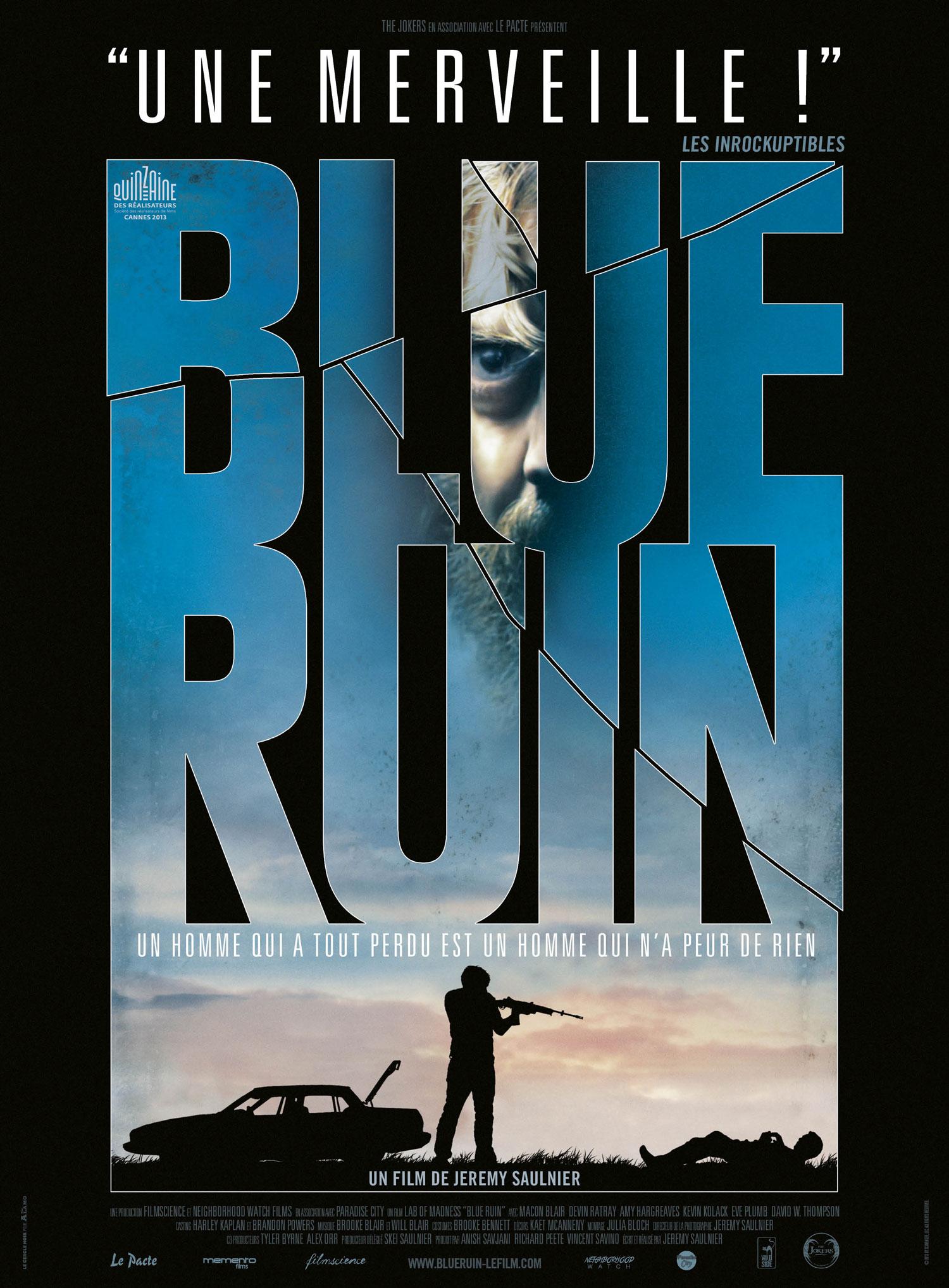 Blue Ruin - Affiche française