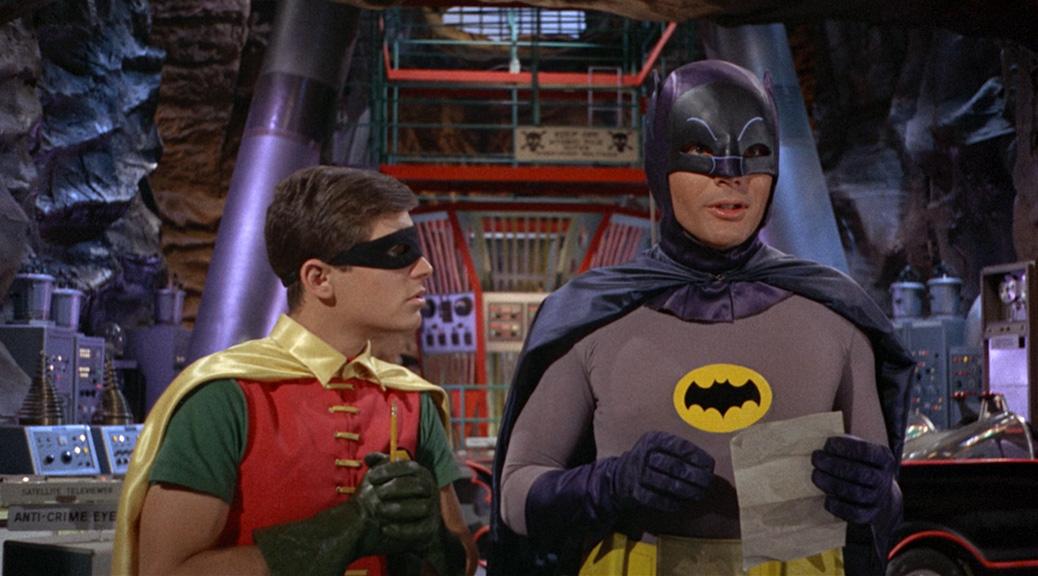 Batman avec Adam West - Blu-ray