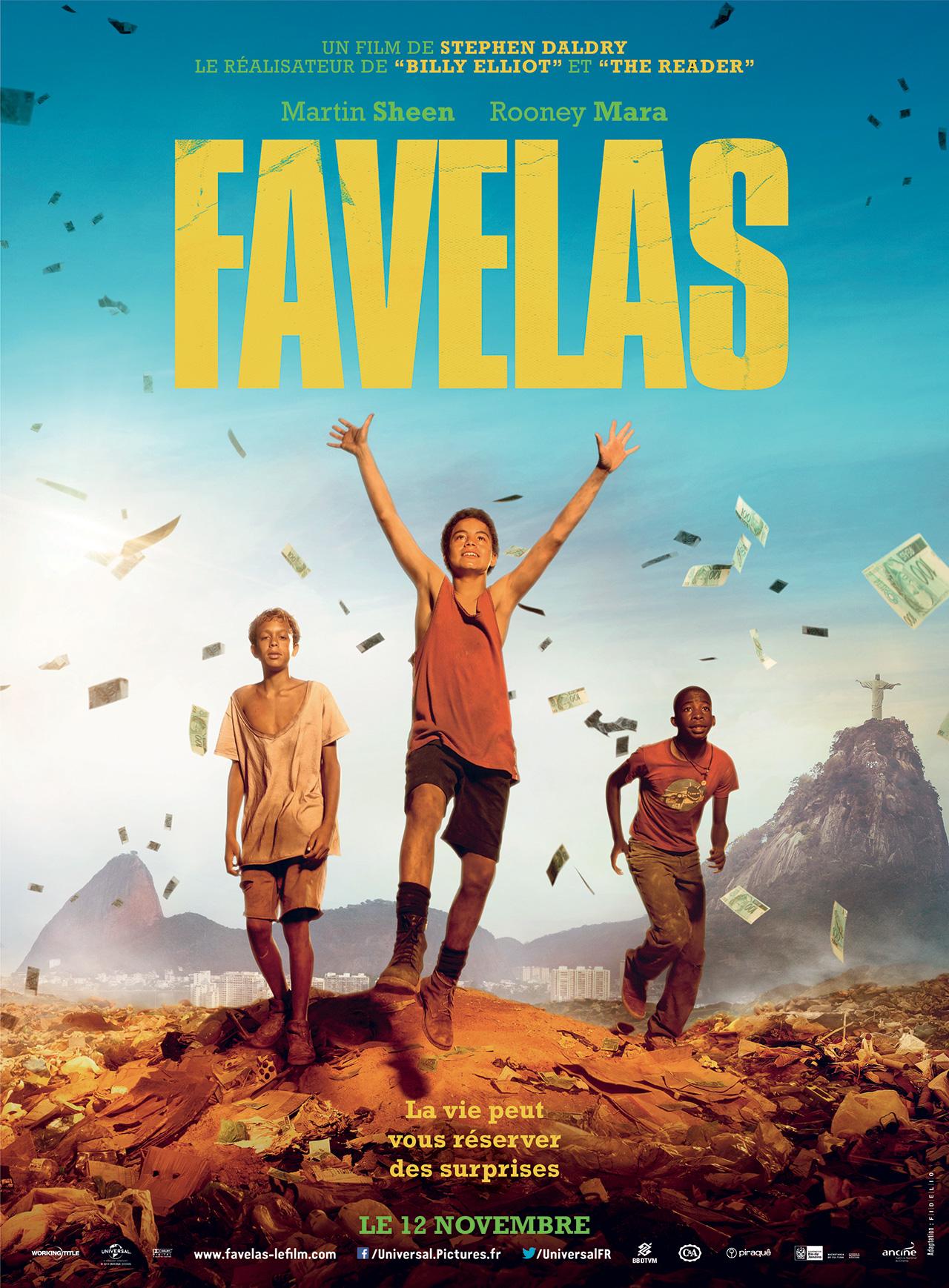Favelas de Stephen Daldry