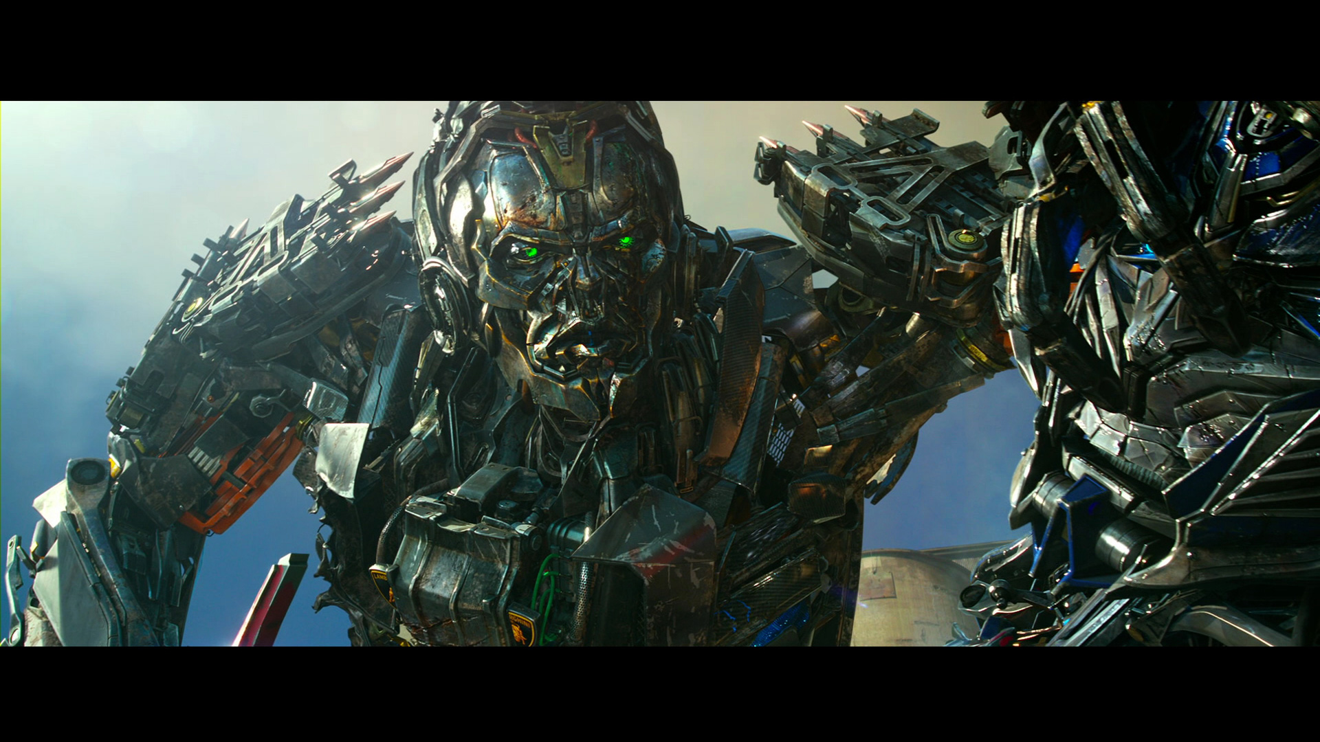 Transformers : L'Âge de l'extinction – Blu-ray