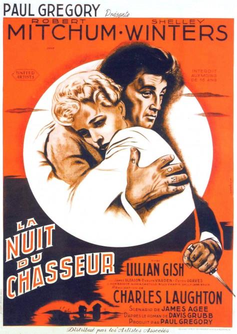 La-Nuit-du-Chasseur-Affiche-française-d'époque