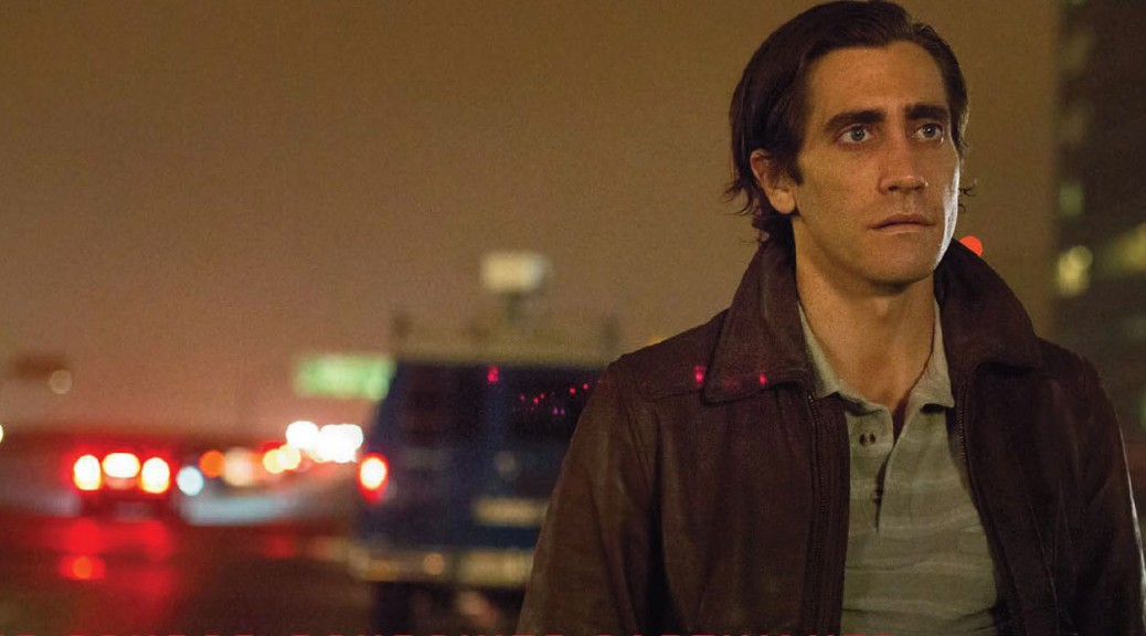 Night Call-Jake Gyllenhaal