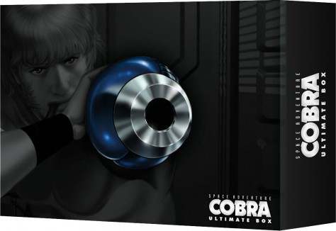 Cobra Space Adventure - L'intégrale - Blu-ray