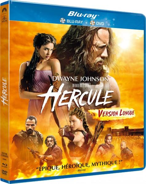 Hercule - Blu-ray