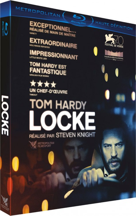 Locke - Blu-ray