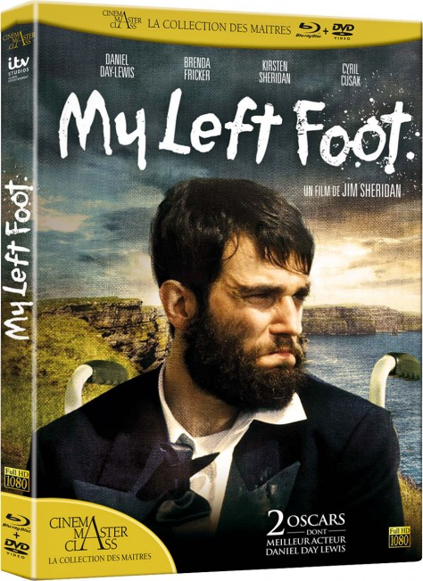 My left foot - Blu-ray