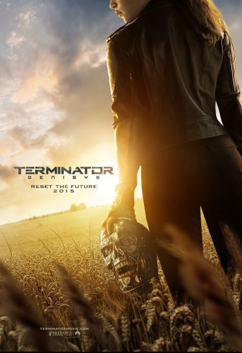 Terminator Genisys - Affiche