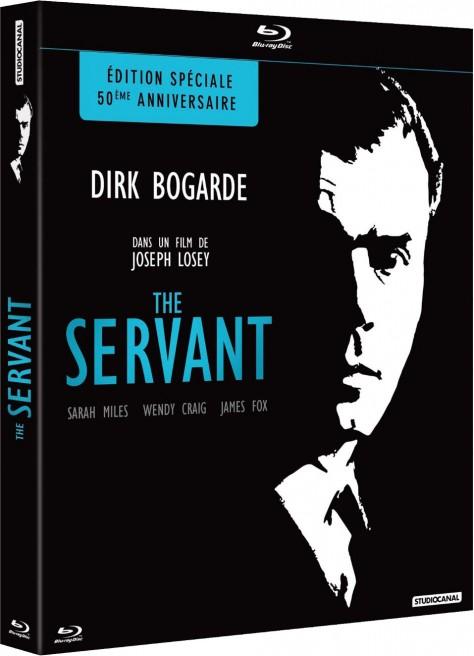 The Servant - Blu-ray