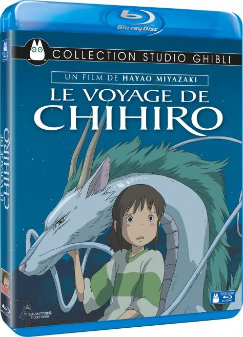 Le Voyage de Chihiro - Blu-ray