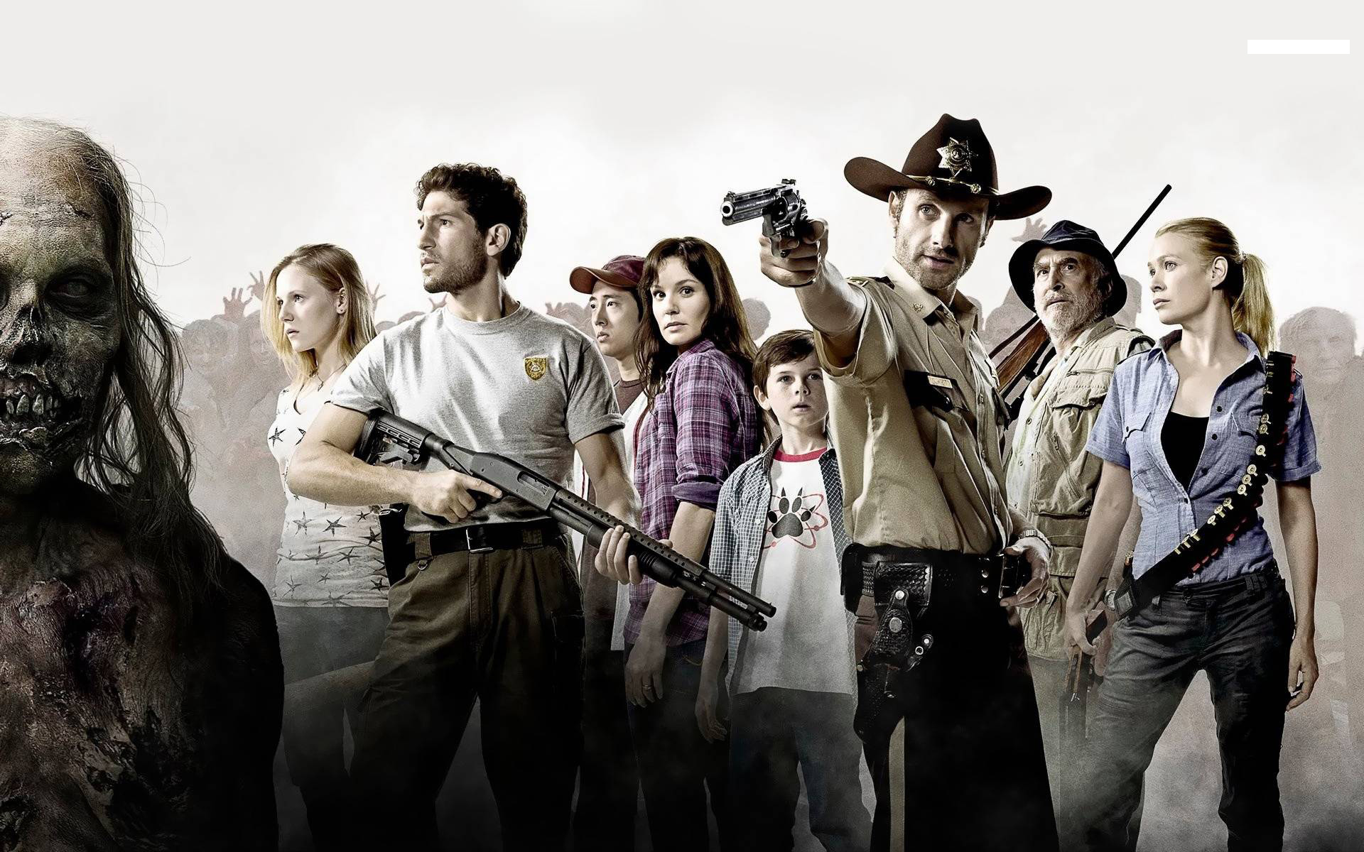 walking dead - saison 1 - affiche