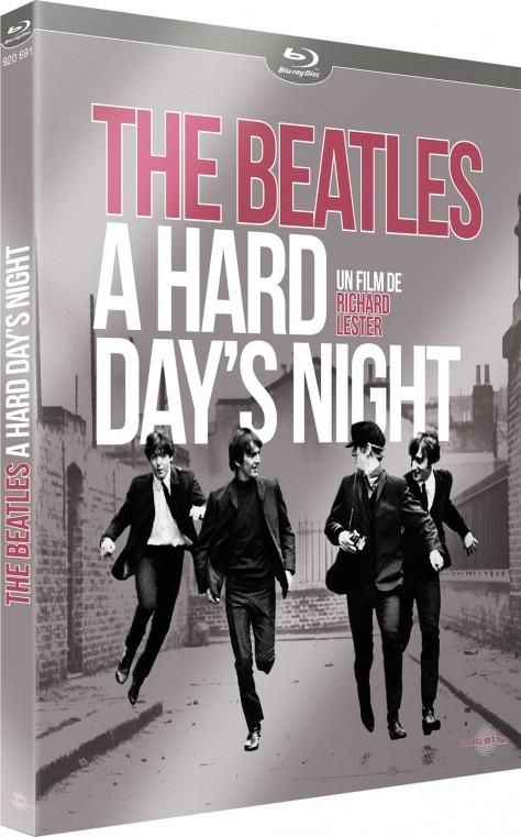 Quatre garçons dans le vent - Beatles