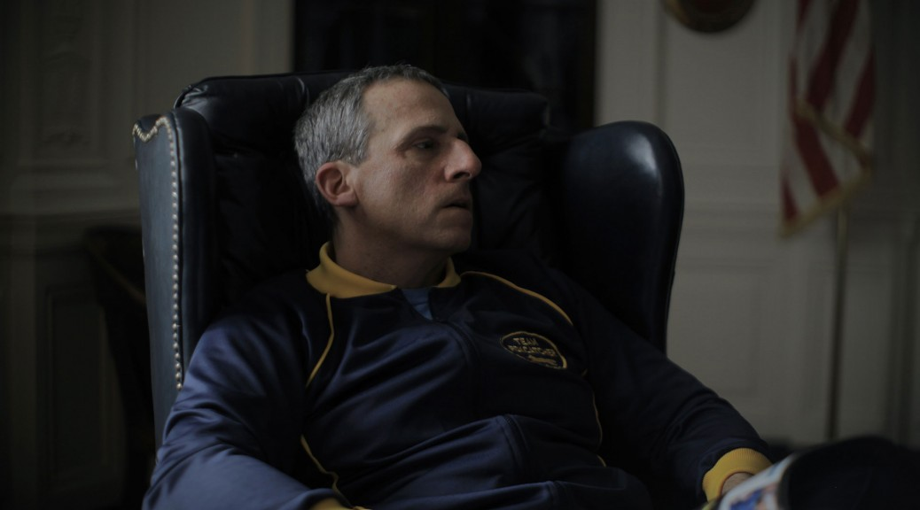 Foxcatcher_Steve Carell