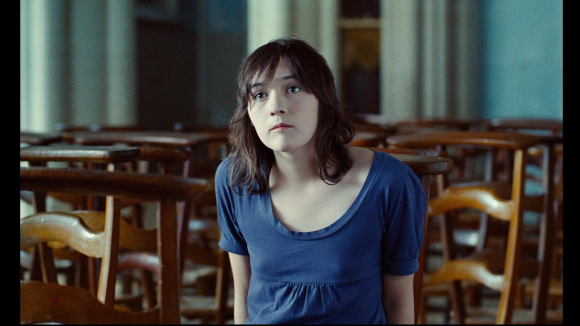 Capture du Blu-Ray de Hadewijch de Bruno Dumont.