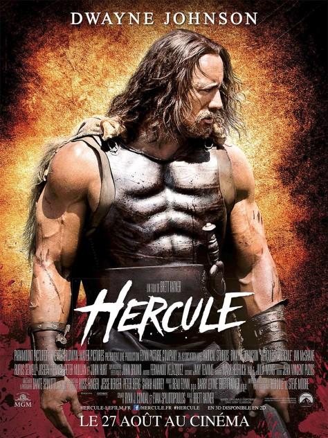 Hercule-Dwayne Johnson-Affiche française