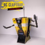 Borderlands : The Handsome Collection Claptrap Robot