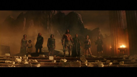 Hercule avec Dwayne Johnson - Blu-ray