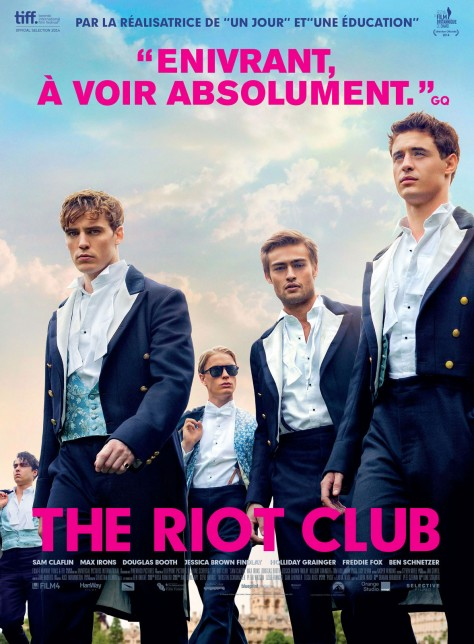 The Riot Club - Affiche