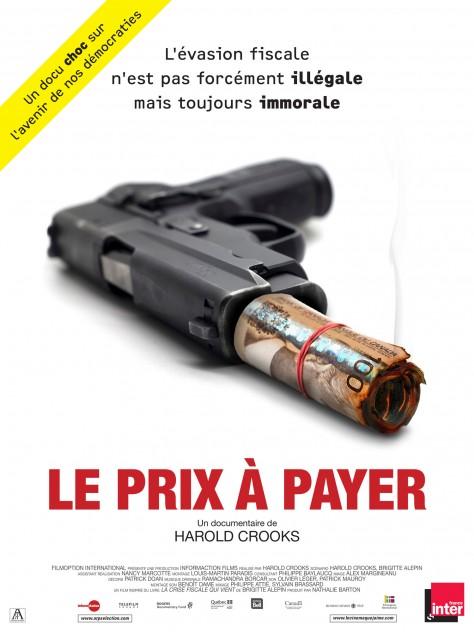 Le Prix à Payer-Affiche française