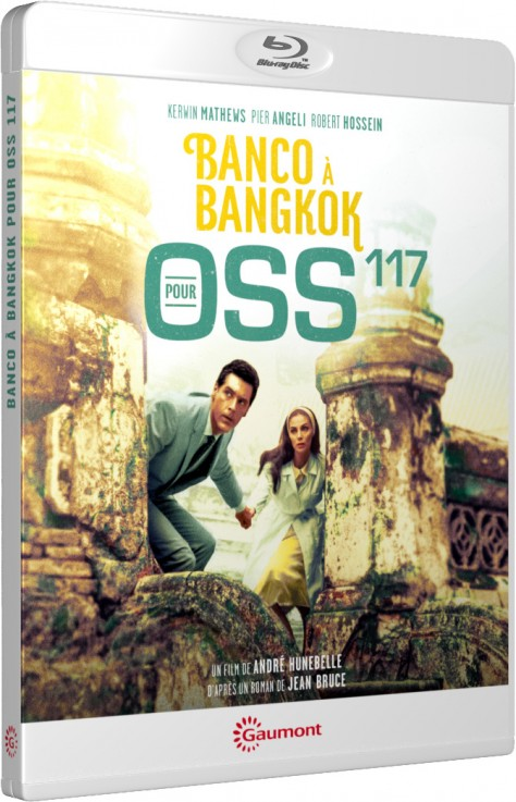 Banco à Bangkok pour OSS 117 - Blu-ray