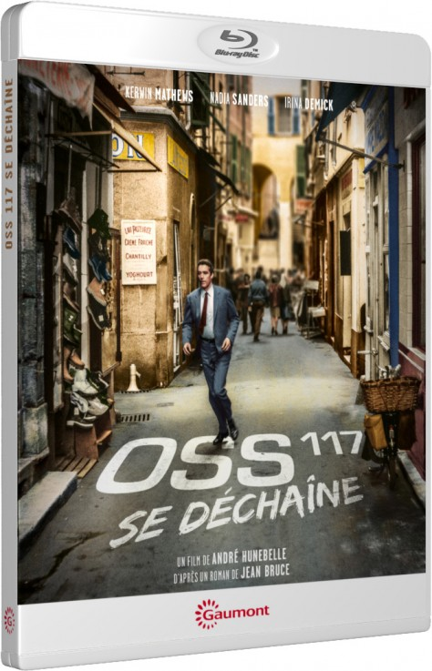 OSS 117 se déchaîne - Blu-ray