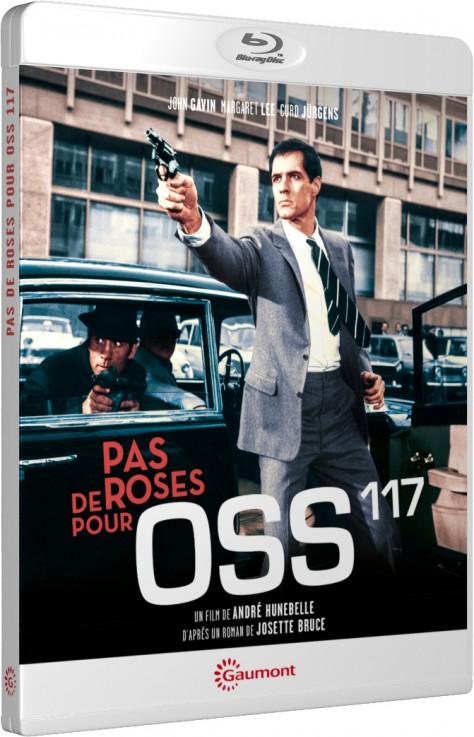Pas de roses pour OSS 117 - Blu-ray