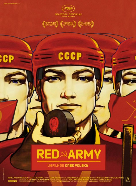 Red Army-Affiche française